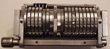 (R)-Offset Number Machine MICR/E-13B 4 x 9 Digit Config, Heidelberg GTO