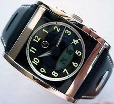 Mercedes Benz SL Class Digital Business Sport Classic Design Chronograph Watch