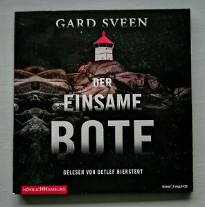"""Sammlungsauflösung Hörbücher: GARD SVEN """"Der einsame Bote"""""""