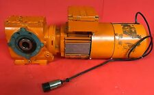 Sew Eurodrive Type SA47 DT71D4/BMG/TF/AS3H-.37kW, 277/480V, 1700 RPM, S1 Duty