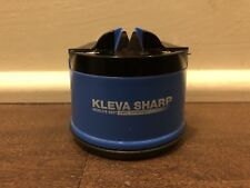 Kleva Sharp Knife Sharpener Authentic - New