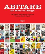Abitare: 50 Years of Design: The Best of Architecture, Interiors,-ExLibrary