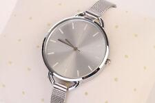 Elégante Montre femme Quartz Bracelet Ultra Mince métal or  PROMO Fashion Watch