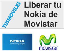Liberar Nokia Movistar España imei Nokia 116 113 112 100 1xx 1616 2690 500 Asha