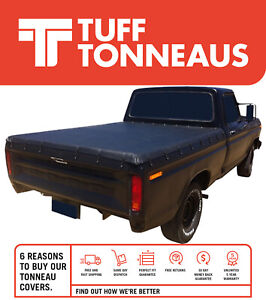 Bunji Ute Tonneau Cover for Ford F100 F150 Short Wheel Base 1979 -1991 NEED YEAR