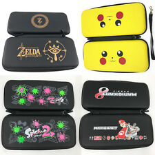 EVA Hard Carrying Case Bag Game Theme Pattern Protector For Nintendo Switch NS