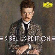 Bernstein/Karajan/Järvi/mère/+ - sibelius Edition 14 CD NEUF jean sibelius