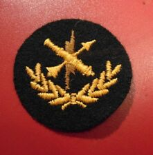 Canadian Forces Gunnery Instructor Anti Aircraft trade qualification badge lvl 2