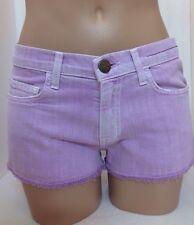 Current Elliott Shorts Lavender Denim Size 23