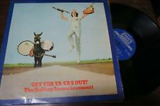 """THE ROLLING STONES -Get Yer Ya-Ya's Out!, LP 12"""" SPAIN 1970"""