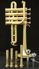 ACB Doubler's Piccolo Trumpet with Three Finish Options!