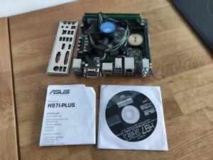 Intel i5-4570 Asus H97I-Plus ITX 8GB RAM