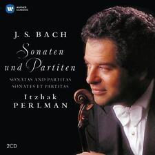 Itzhak Perlman - Bach, JS: Complete Sonatas & Partitas (NEW 2CD)