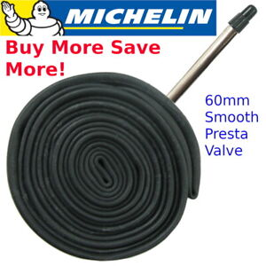 Michelin Ultralight Presta Inner Tube 700x18-25 60mm Smooth Valve Bike