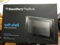 BlackBerry PlayBook Soft Shell Cover Gel Skin Tablet Case Precision Fit Durable