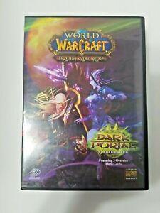 World of Warcraft Dark Portal Starter Deck Trading Card Game