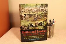 BATTLES & LEADERS of the CIVIL WAR by Ned Bradford 1956 HB/DJ ROBERT E. LEE STON