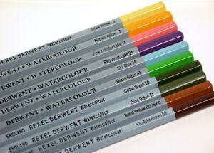 Rexel Derwent Watercolour Pencils