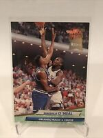 1992-93 Fleer Ultra Shaquille O'neal Rookie RC #328