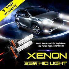2Pcs 9145 9140 H10 HID Fog Light BulbsXenon Headlight Conversion Kit's Lamp US