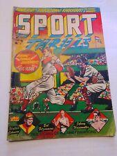 Sport Thrills #14 (1951) X