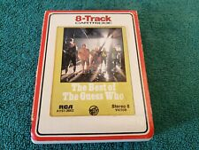 The Guess Who- 'The Best Of' 8-Track Tape - Tested, Works