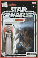 STAR WARS #54 MARVEL CHRISTOPHER SQUID HEAD ACTION FIGURE VARIANT  COVER B