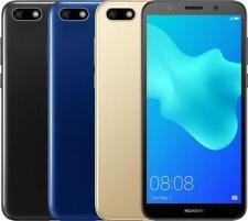 Smartphone Huawei Y5 2018 Tim Black/Blue Garanzia Italia 16GB corriere GLS