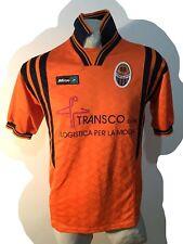 Maglia calcio MONZA AC CANTALUPO 5# indossata mitre matchworn vintage