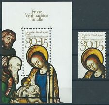 BRD Berlin Jahrgang:1978 Mi. 581** Block7+ Einzelmarke postfrisch