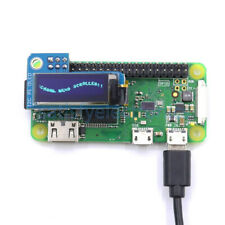 NEW I2C 0.91inch Blue OLED Display Screen 128x32 SSD1306 for RPI Raspberry Pi