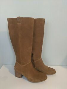 NEW UGG Women's Arana Tall Fashion Boot 1104632- Chestnut Size 7.5