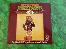 "12""- Cliff Carpenter - Stereo Tanzparty 4 - Hansa 86 262 ZT - Germany 1972"