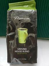 New listing Publix Premium House Blend Decaf Coffee 12oz.