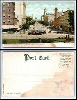 WASHINGTON DC Postcard - Pennsylvania Avenue from U.S. Treasury M6