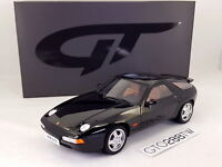 GT Spirit 1:18 scale Porsche 928 GTS 1992 Black(GT738) *Retired*