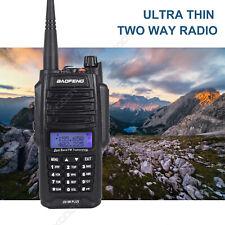 Baofeng UV-9R PLus Walkie-Talkie VHF/UHF 136-174/400-520MHz FM Mit Kopfhörer DE