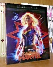 CAPTAIN MARVEL 4K ultra HD + Blu ray