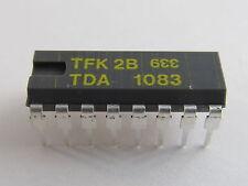 2 pezzi tda1083 TFK il –/FM – and – AUDIO AMPLIFIER (ae15/8891)