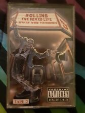 Rollins (The Boxed Life) Double Cassette