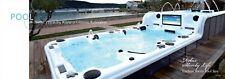 Swimming / Aquarium Pool 19ft. lengths Safe Room Designs Container