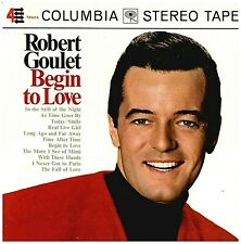 ROBERT GOULET Begin To Love COLUMBIA 12 TRACK STEREO SEALED REEL TO REEL TAPE