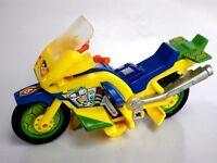 Figurine tortue ninja 1991 vintage TMNT Ninja Newscycle véhicule