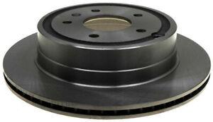 Disc Brake Rotor-Non-Coated Rear ACDelco 18A2472A