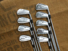 Ben Hogan Apex PC 2-E Iron Set ⛳ Hogan AMF Vector 4 Steel ⛳ Ser# F72842