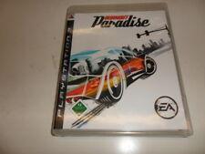 PlayStation 3 PS 3   Burnout: Paradise