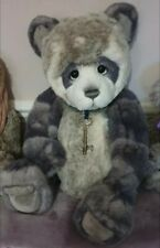 Charlie Bears Carson BELOW RRP! PERFECT FACE! New with Tags.