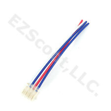 Switch Cable Wire Electric Connector 4 Pin Gy6 Scooter Atv Vip Jonway Baja Znen