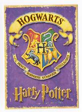HARRY POTTER  carte postale n° PC0406 EDITEE EN 2001 POUDLARD HOGWARTS