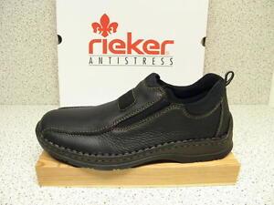 rieker ®   extra weit  Leder Slipper (R285)